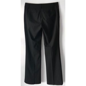 Banana Republic Pants - BANANA REPUBLIC MARTIN WOOL STRETCH BLACK PANTS 4